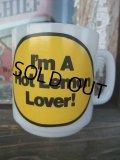 Glassbeke I'm A Hot Lemon Lover! Mug (NR-327)