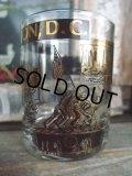 Vintage Shot Glass Washinton DC #B (NK724)