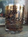 Vintage Shot Glass Washinton DC #A (NK723)