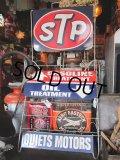 Vintage STP Store Display Rack (PJ246)