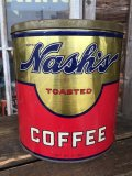 Vintage Nash's Coffee Can (DJ648)