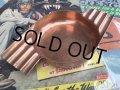 Vintage Revere Rome NY Brass Ashtray (MA87)