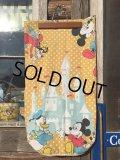 Vintage Disney Fitted Sheet Dot (MA408)