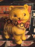 60s Vintage Mobley Rubber Doll Tiger (MA452)