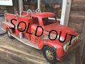 50s Vintage Tonka Pumper Fire Truck (MA586)