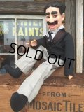 70s Vintage Groucho Marx Ventriloquist Doll (MA713)