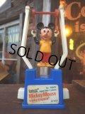 70s Vintage Mickey Tricky Trapeze (AL139)