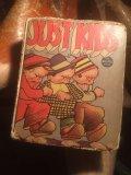 30s Vintage Big Little Book Just Kids (AL399)
