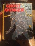 40s Vintage Better Little Book Ghost Avenger Strikes (AL402)