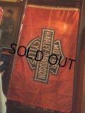 Vintage Harley Davidson Moter Cycles Flag Banner (AL412)