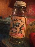 Vintage Black Magic Bottle (AL421)