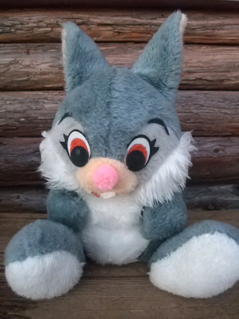 Pity, Stuffed thumper vintage are not